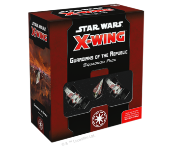 X-Wing 2nd Edition - Guardians of The Republic