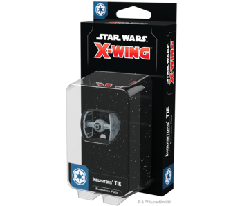 X-Wing 2nd Edition - Inquisitors Tie Expansion Pack