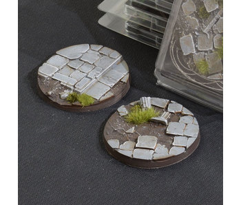 Temple Bases Round 60mm (2)