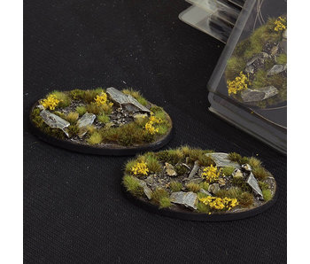 Highland Bases Oval 90mm (2)