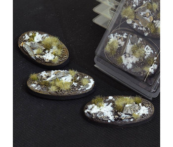 Winter Bases Oval 75mm (3)