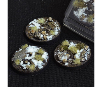Winter Bases Round 50mm (3)