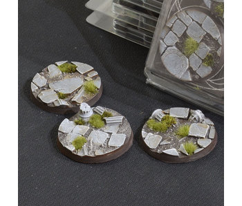 Temple Bases Round 50mm (3)