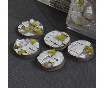 Temple Bases Round 40mm (5)
