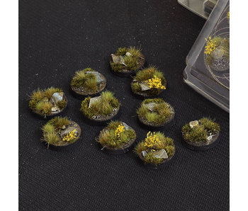 Highland Bases Round 25mm (10)