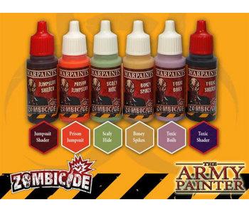 Warpaints - Zombicide Toxic / Prison Paint Set