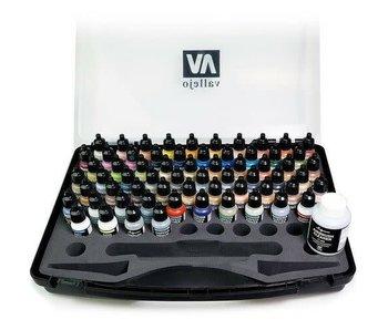 Vallejo: Game Air Color Case (64)