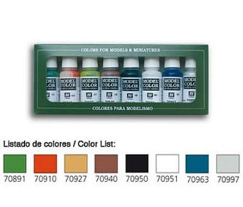 Vallejo: Model Color Wargames Basics (8)