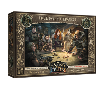 A Song of Ice & Fire - Free Folk Heroes Box #1