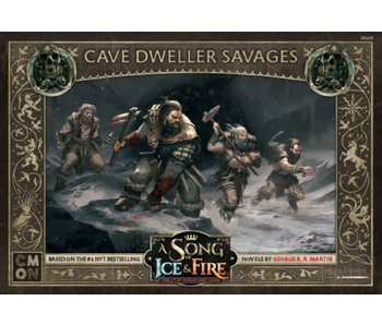 A Song of Ice & Fire - Free Folk Cave Dweller Savages