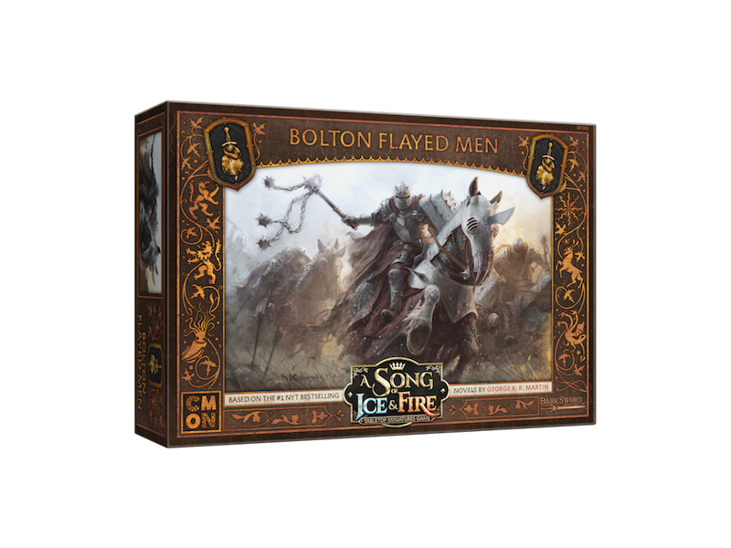 CMON A Song of Ice & Fire - Bolton Flayed Men