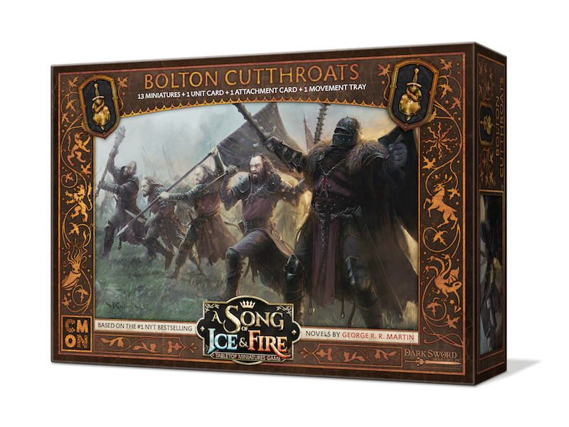 CMON A Song of Ice & Fire - Bolton Cutthroats