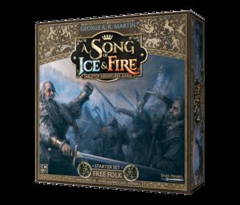 A Song of Ice & Fire - Free Folk Starter Set