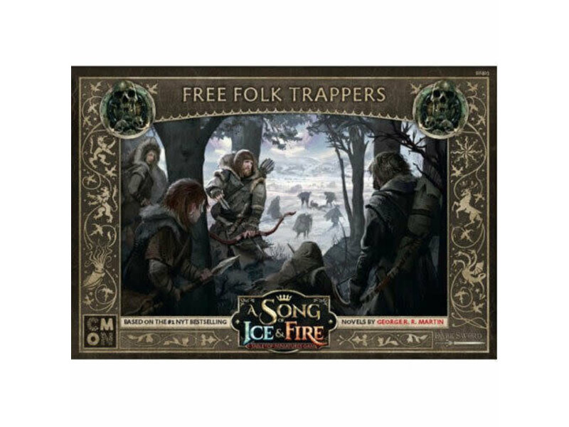 CMON A Song of Ice & Fire - Free Folk Trappers