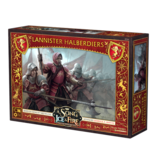 CMON A Song of Ice & Fire - Lannister Halberdiers