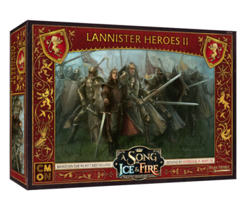 A Song of Ice & Fire - Lannister Heroes Box #2