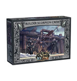 CMON A Song of Ice & Fire - Night's Watch Builder Scorpion Crew