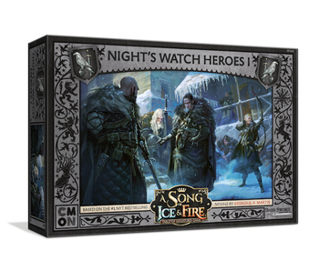 A Song of Ice & Fire - Night's Watch Heroes Box #1