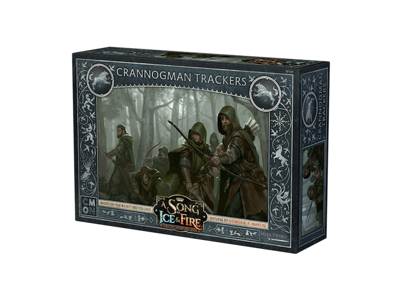 CMON A Song of Ice & Fire - Stark Crannogman Trackers