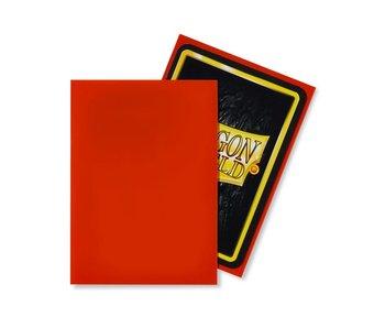 Dragon Shield Sleeves Classic Tangerine (60)