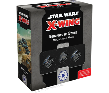 X-Wing 2nd Edition: Servants of Strife