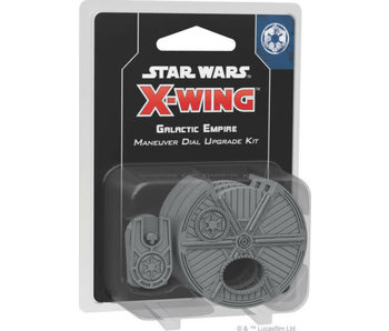 X-Wing 2nd Edition: Imperial Maneuver Dial Upgrade Kit