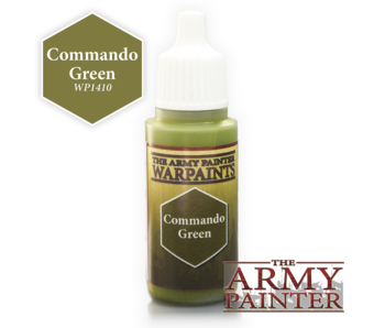 Commando Green (WP1410)
