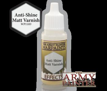 Anti-Shine Matt Varnish (WP1103)