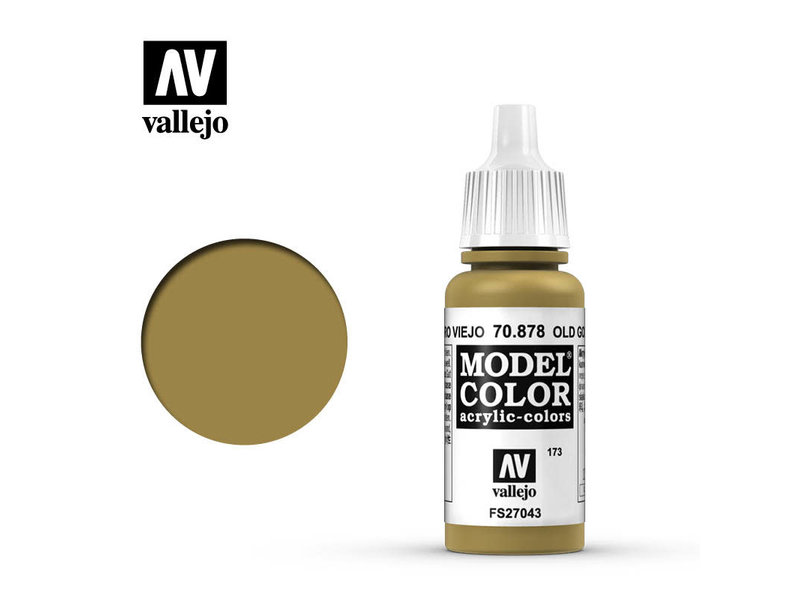 Vallejo Old Gold (70.878)