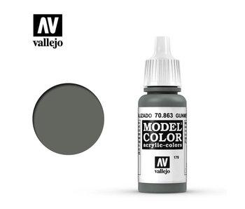 Model Color Gunmetal Grey (70.863)
