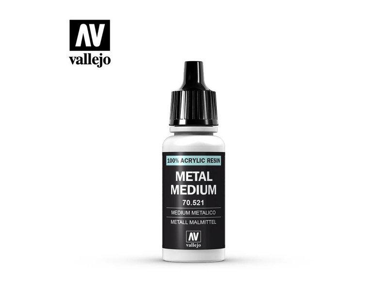 Vallejo Metal Medium (70.521)