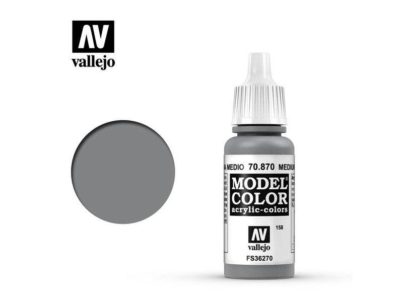 Vallejo Medium Sea Grey (70.870)