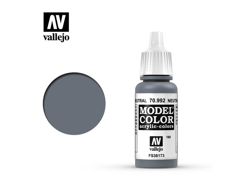 Vallejo Neutral Grey (70.992)