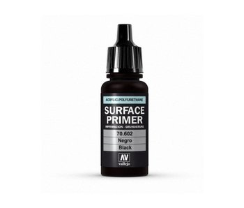 Vallejo Surface Primer Black (70.602)