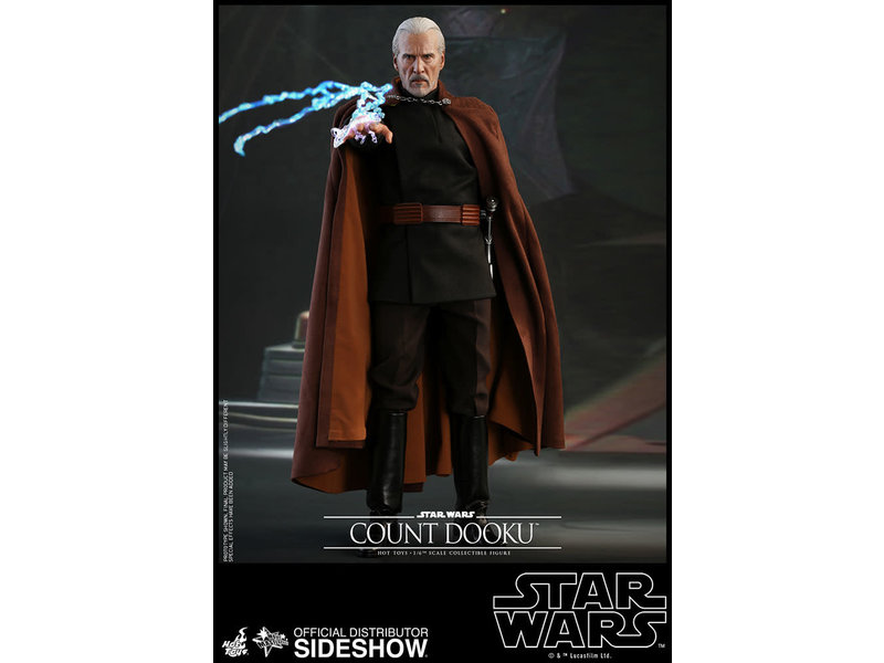 Sideshow Count Dooku 1/6th Scale Collection Figure