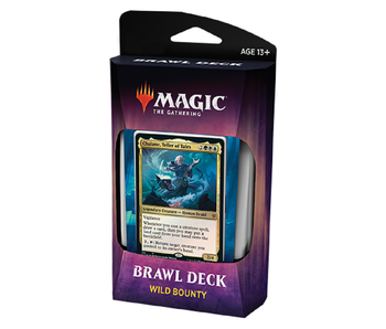 Brawl Deck - Wild Bounty