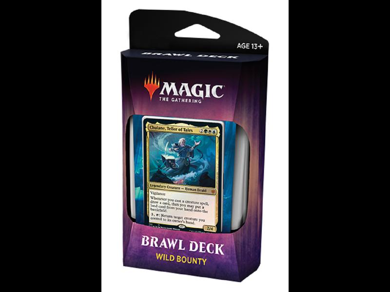 Magic The Gathering Brawl Deck - Wild Bounty
