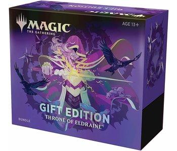 MTG Throne Of Eldraine Bundle Gift Edition