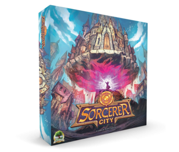 SORCERER CITY (English)