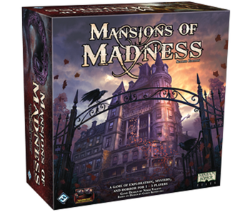 Mansions of Madness (English)