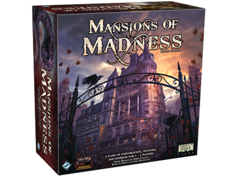 Fantasy Flight Games Mansions of Madness (English)