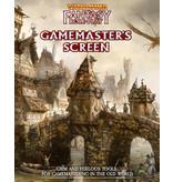 Cubicle 7 Warhammer RPG Game Master's Screen
