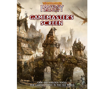 Warhammer RPG Game Master Screen