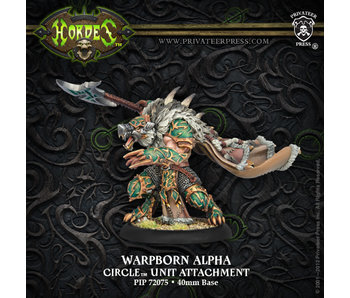 Circle Orboros Warpborn Alpha