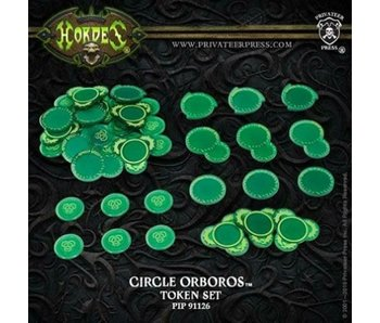 Circle Orboros Token Set Mk. III