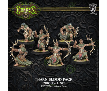 Circle Orboros Tharn Blood Pack Unit (Plastic)