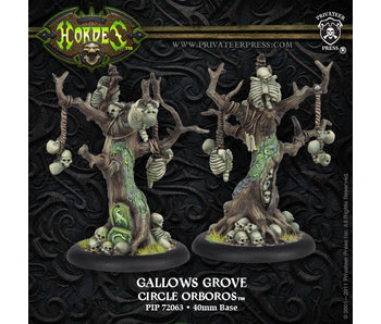Circle Orboros Gallows Grove Solos Blister