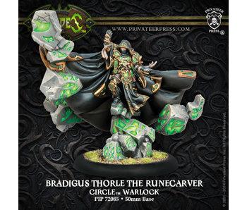 Circle Orboros Bradigus Thorle Runecarver Warlock