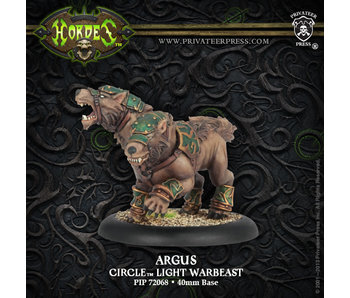 Circle Orboros Argus Light Warbeast (Plastic)