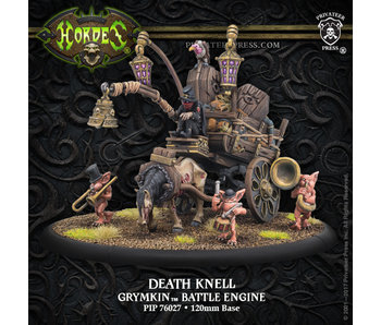 Grymkin Death Knell Battle Engine